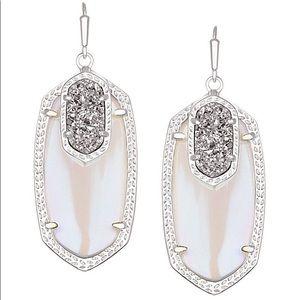{Kendra Scott} Custom Drusy Emmy Earrings
